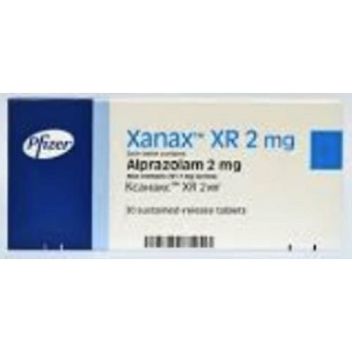 XANAX X.R. 2 MG
