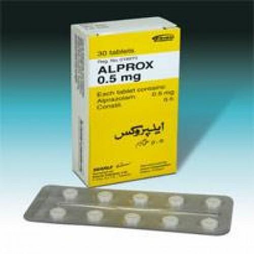 ALPROX 0.5 MG