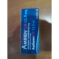 AMBIEN CR 12.5 MG