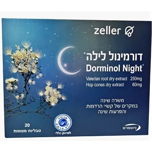 DORMINOL NIGHT