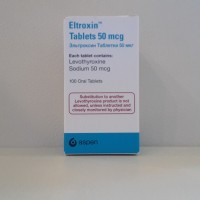 ELTROXIN TABLETS 50 MCG