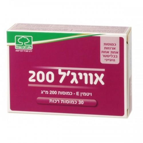 EVIGEL 200 MG