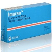 IMURAN TABLETS 50 MG