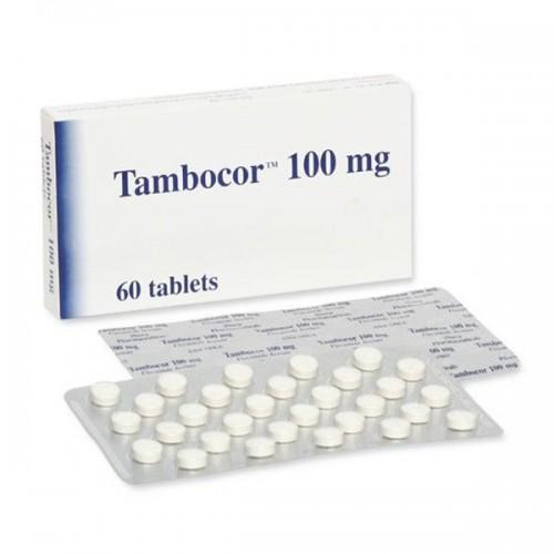 TAMBOCOR 100 MG TABLETS