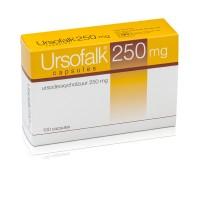 URSOFALK CAPSULES 250