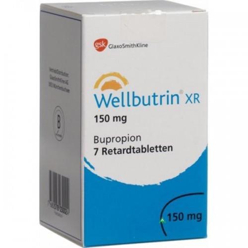WELLBUTRIN 150 XR