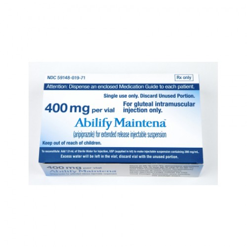 ABILIFY MAINTENA 400 MG