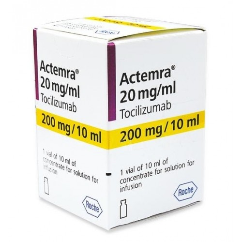 ACTEMRA 20MG/ML I.V.