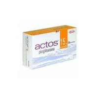 ACTOS 15 MG