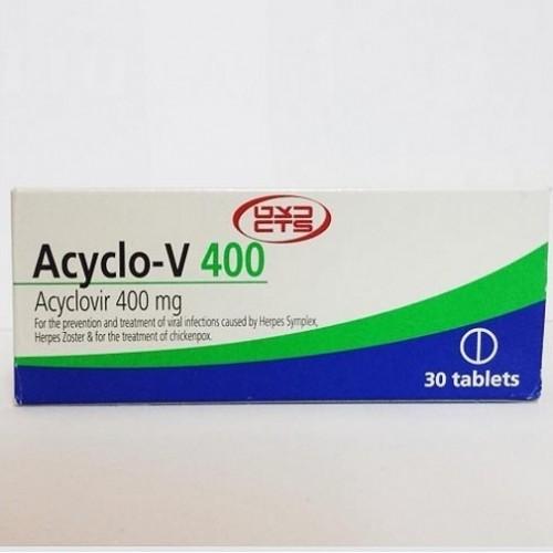 ACYCLO-V 400