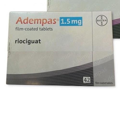 ADEMPAS 1.5 MG