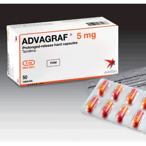 ADVAGRAF 5 MG