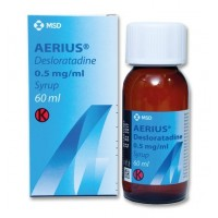 AERIUS SYRUP 0.5 MG/ML