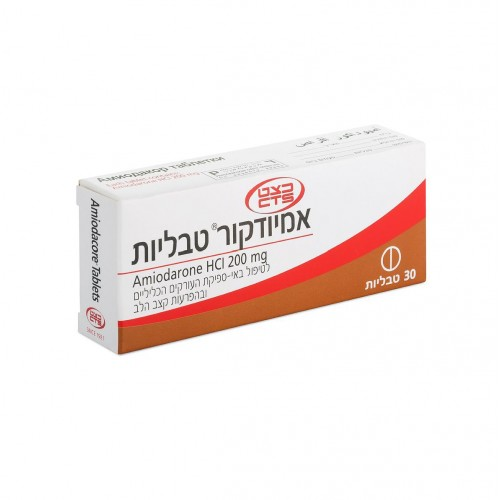AMIODACORE TABLETS