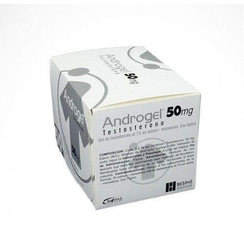 ANDROGEL 50 MG