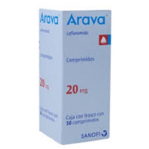 ARAVA 20 MG