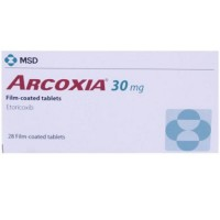 ARCOXIA 30 MG TABLETS