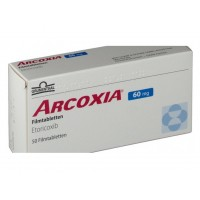 ARCOXIA 60 MG TABLETS