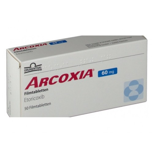 Etoricoxib Tablets 60mg