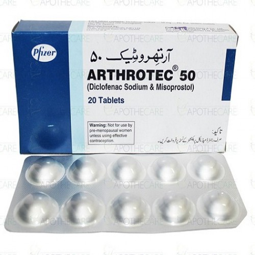 ARTHROTEC 50
