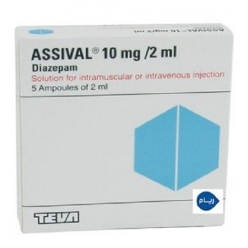 ASSIVAL 10 MG/2 ML