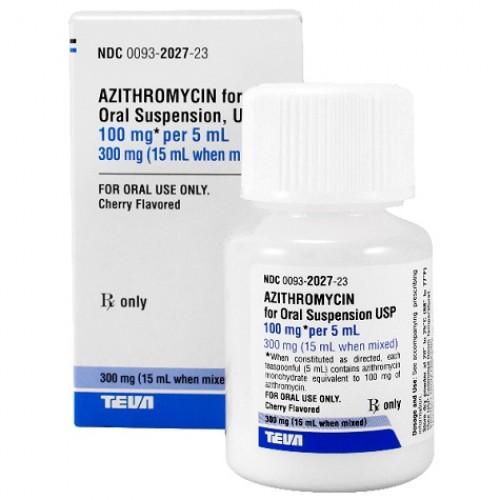 AZITHROMYCIN TEVA