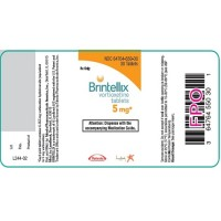 BRINTELLIX 5 MG