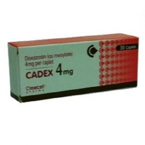 CADEX 4 MG