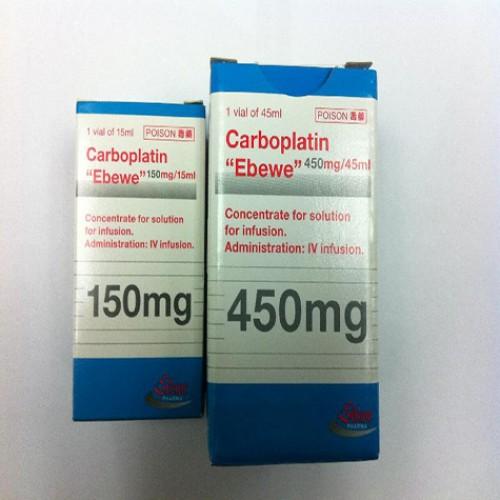 CARBOPLATIN EBEWE 10 MG/ML
