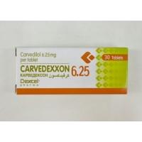 CARVEDEXXON 6.25