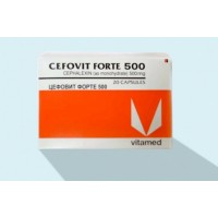 CEFOVIT FORTE 500