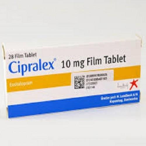 CIPRALEX 10 MG