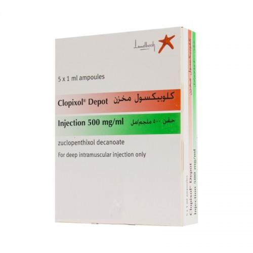 CLOPIXOL DEPOT 500