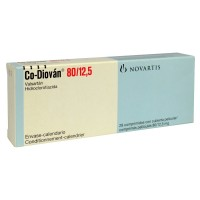 CO-DIOVAN 80/12.5 MG FILM COATED TABLETS