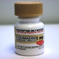 COUMADIN 1 MG