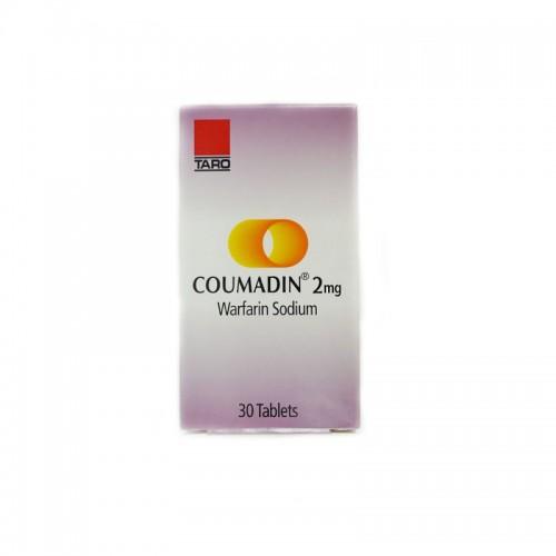 COUMADIN 2 MG