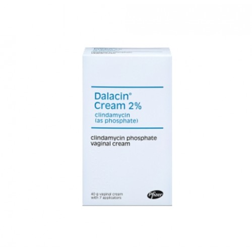 DALACIN 2 % VAGINAL CREAM