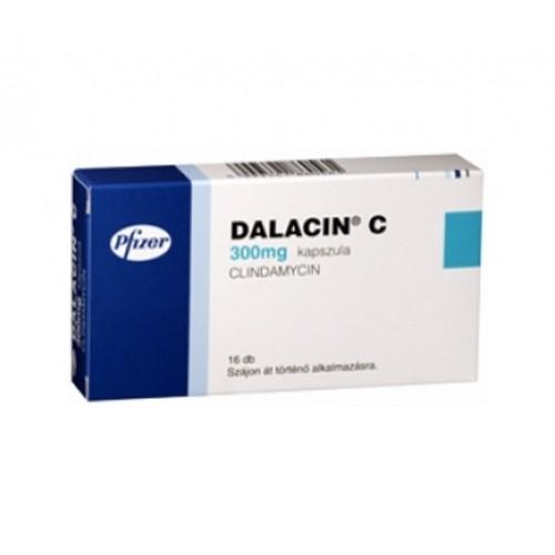 DALACIN C CAPSULES 300 MG