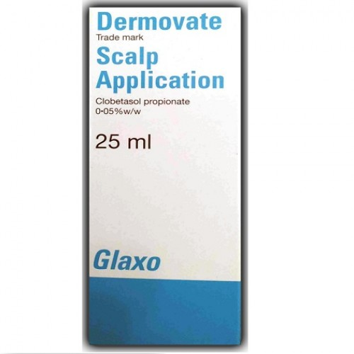 DERMOVATE SCALP APPLICATION