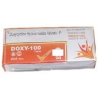 DOXY 100 CAPSULES