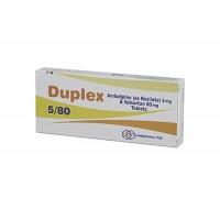 DUPLEX 5/80