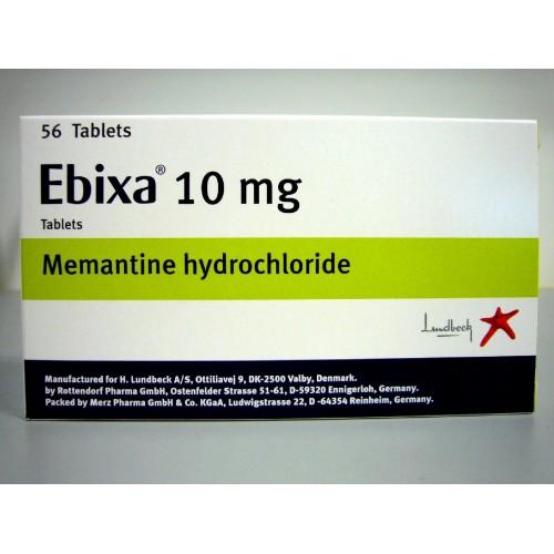 EBIXA TABLETS 10 MG