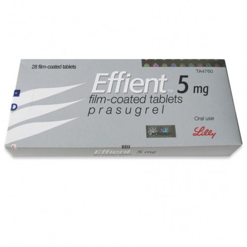 EFFIENT 5 MG