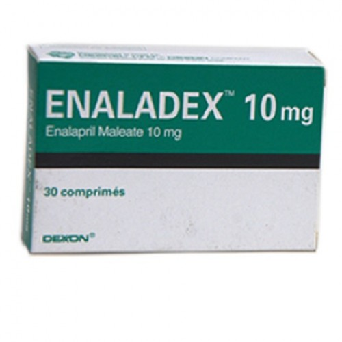 ENALADEX 10 MG