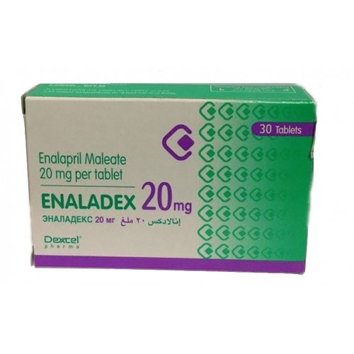 ENALADEX 20 MG