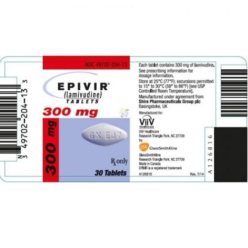EPIVIR 300 MG
