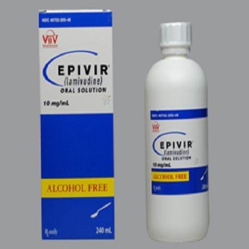 EPIVIR ORAL SOLUTION
