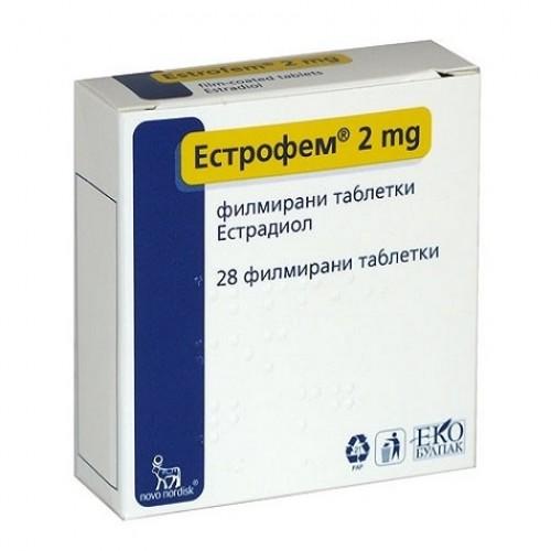ESTROFEM 2 MG