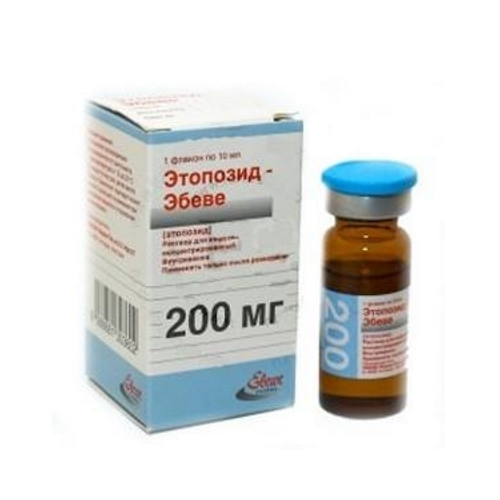 ETOPOSID EBEWE 20 MG/ML