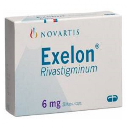 EXELON 6 MG